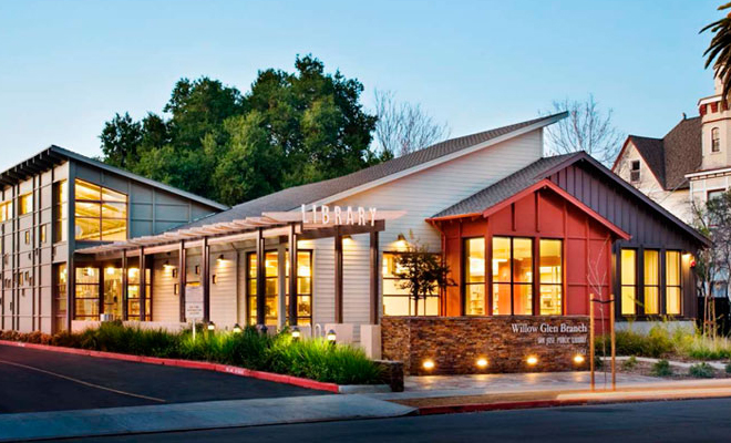 Willow Glen Library